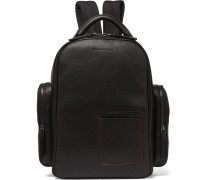 Blazer Full-Grain Leather Backpack