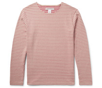 Callao Striped Organic Cotton-jersey T-shirt