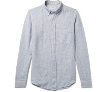 Sander Slub Linen Shirt