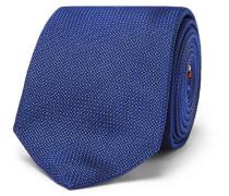 6cm Woven Silk Tie
