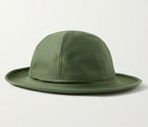 Cotton-Poplin Bucket Hat