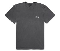 Paradise Lost Printed Cotton-jersey T-shirt