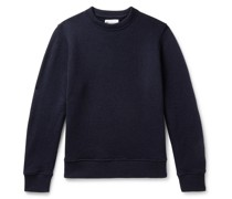 Virgin Wool Sweatshirt