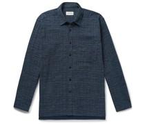 Ellington Printed Organic Cotton Shirt