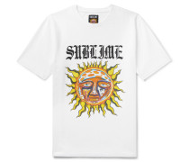 + Sublime Printed Cotton-Jersey T-Shirt