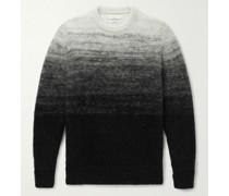Dégradé Knitted Sweater