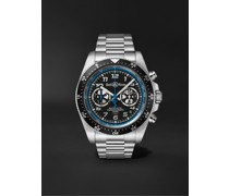 BR V3-94 A.5.21 Limited Edition Automatic Chronograph 43mm Stainless Steel Watch, Ref. No. BRV394-A521/SST