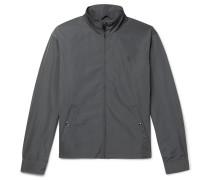 Shell Blouson Jacket - Charcoal