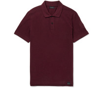Pearce Slim-fit Cotton-piqué Polo Shirt