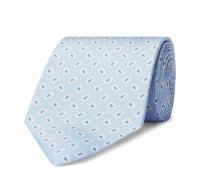 9cm Paisley Silk Tie
