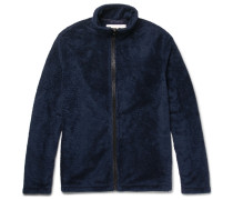 Polar Fleece Zip-up Sweatshirt