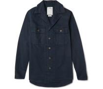 Willard Slim-fit Cotton-canvas Jacket
