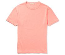 Slub Cotton-jersey T-shirt