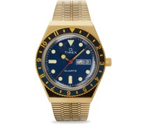 Q Timex Reissue 38mm Gold-Tone Stainless Steel Watch