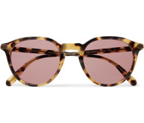 + Oliver Peoples Rue Marbeuf Round-frame Acetate Photochromic Sunglasses