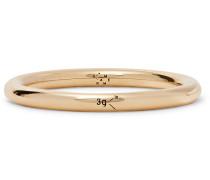 Le 3 Polished 18-Karat Gold Ring