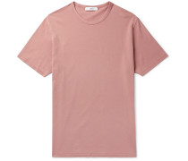 Garment-Dyed Cotton-Jersey T-Shirt