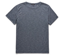 Andrion Striped Modal-blend Jersey T-shirt