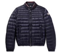 Garin Quilted Shell Down Jacket