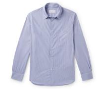 Tristan Striped Cotton Shirt