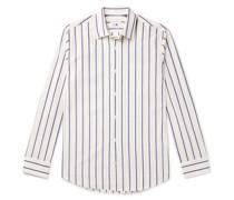 Errico Striped Cotton Shirt