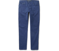 London Slim-fit Stretch-cotton Chinos
