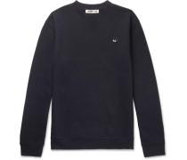 Appliquéd Cotton-jersey Sweatshirt