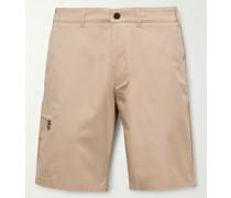 Benn Stretch-Cotton Twill Golf Shorts
