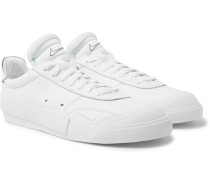 Drop Type LX Nylon and Suede Sneakers