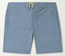 Printed Recycled Swim Shorts