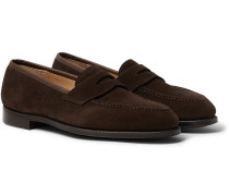 Bradley Leather Penny Loafers