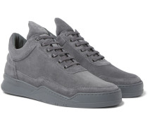 Ghost Suede Sneakers