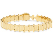 Arrow ID Link 18-Karat Gold Bracelet