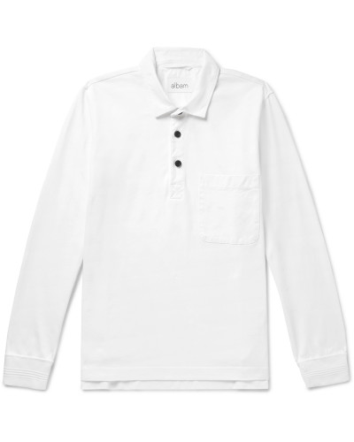 Cotton-Jersey Rugby Shirt