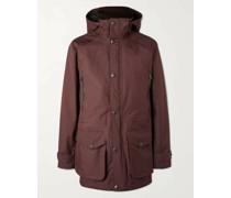 Shell Hooded Jacket