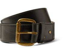 4cm Leather Belt
