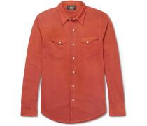 Goldfield Cotton-jersey Shirt