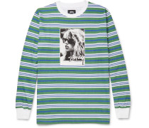 Laura Striped Cotton T-shirt