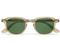 Billik Round-frame Acetate Sunglasses