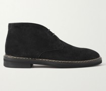 Lucien Suede Chukka Boots