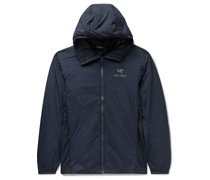 Atom LT Fleece-Panelled Padded Tyono 20 Hooded Jacket