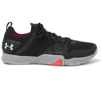 UA TriBase Reign 2 Mesh and Rubber Sneakers