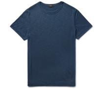 Gaskell Slim-fit Mélange Modal-blend Jersey T-shirt