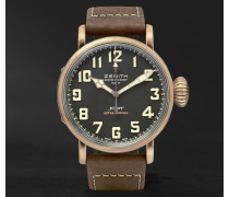 Pilot Type 20 Extra Special Bronze And Nubuck Watch
