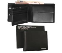 Herren Geldbörse Geschenk-Box Leder