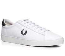 Herren Schuhe Sneakers Canvas Ortholite® weiß