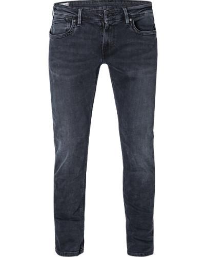 Jeans Hatch, Slim Fit, Baumwoll-Stretch, blau