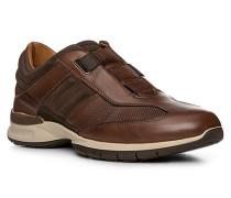 Herren Schuhe ASSUAN, Kalbleder, braun