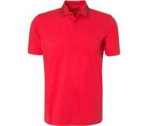 Polo-Shirt Baumwoll-Piqué