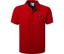 Polo-Shirt Kollektion by Prada Mikrofaser-Piqué